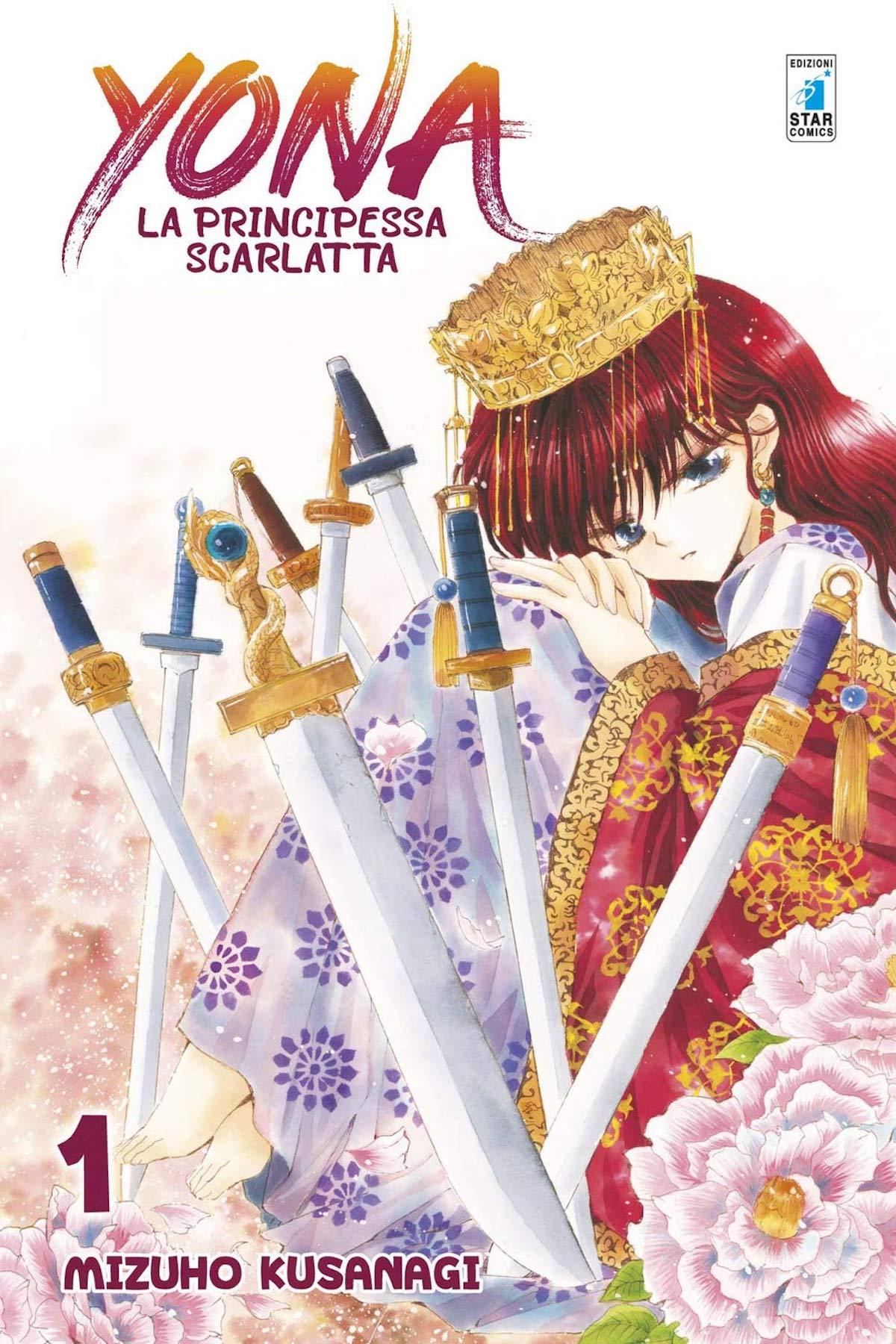 Yona la principessa scarlatta